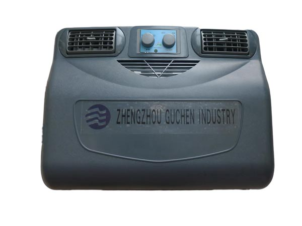 dc powered roof top air conditioner
