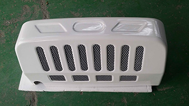 condenser for c120 truck chiller unit