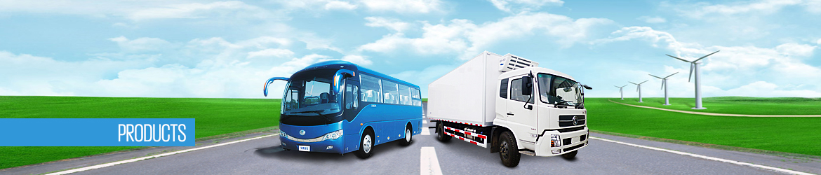 Truck refrigeration units, bus air conditioning system