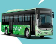New Energy All Electric Bus Air Conditioners for