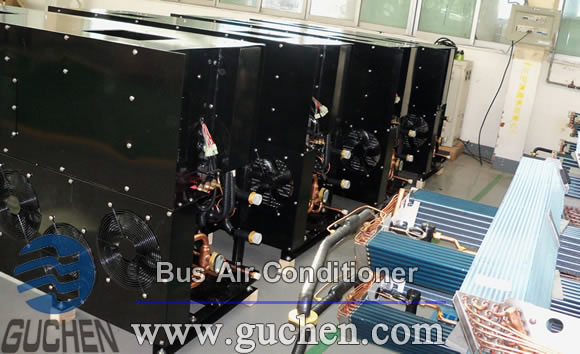 Double decker bus air conditioner manufacturer, Double Deck Bus HVAC Manufacturer