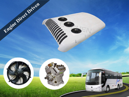 PFD Series Bus Air Conditioning Units