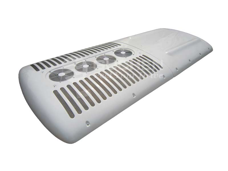 Guchen BD series rooftop air conditioner for bus