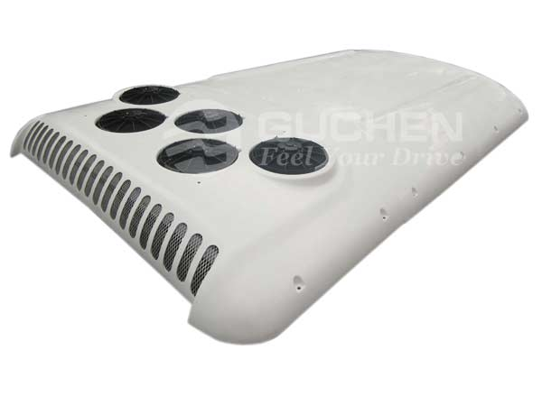 PD series rooftop air conditioner for bus