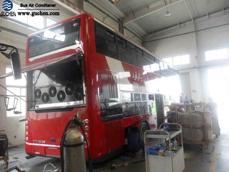 GD Series Double Decker Bus Air Conditioner