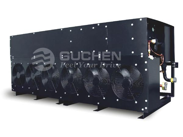 guchen gd series double decker bus air conditioner