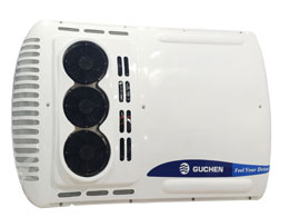 guchen full electric bus air conditioner
