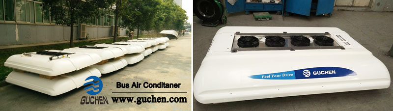 bus air conditioner system guchen industry