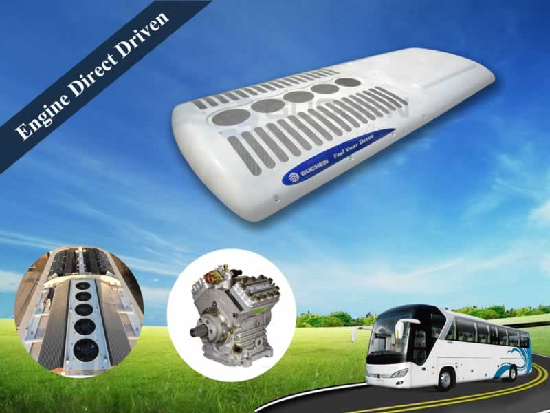 bus air conditioner
