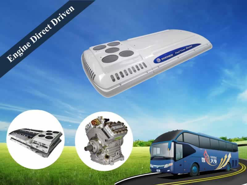 PD Series Bus Air Conditioner