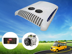 intercity bus air conditioner