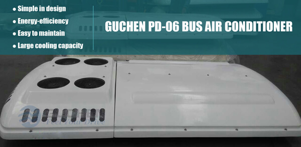 PD-06 bus ac unit