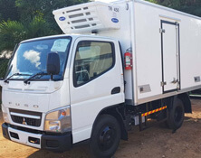 Refrigeration Units for truck body manufacturer