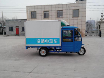 cold storage electric vehicle