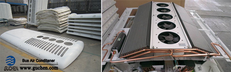 PHOTO: BD-06 Bus Air Conditioners Condenser