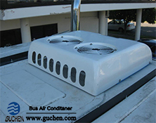 GC-03 Roof Mounted Truck Air conditioners Install for Special Trucks