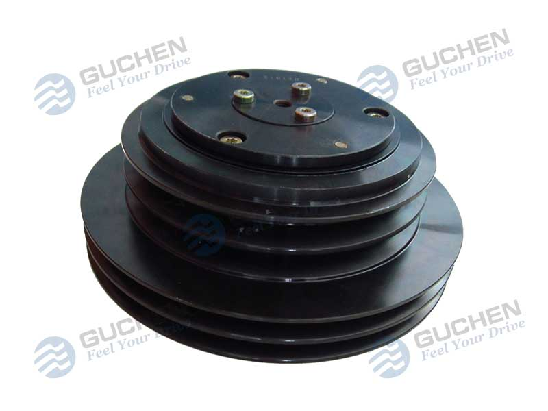 2A2B 260X200 Electromagnetic Clutch for Valeo TM65 Compressor