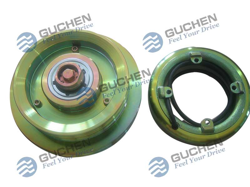 2A2B 260*220 Electromagnetic Clutches for Bitzer 4N/4P Compressor 2
