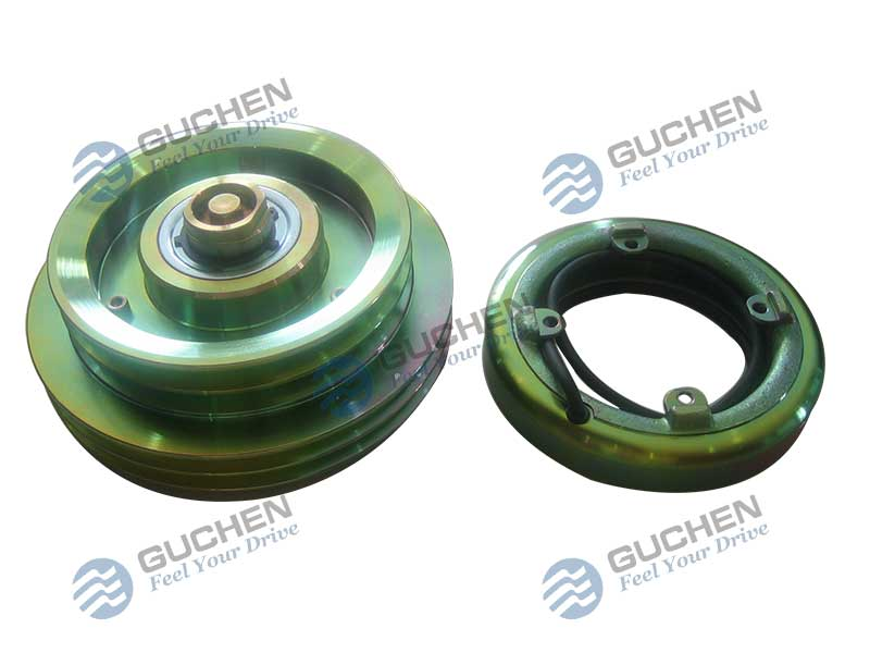 2A2B 260*220 Electromagnetic Clutches for Bitzer 4N/4P Compressor 3