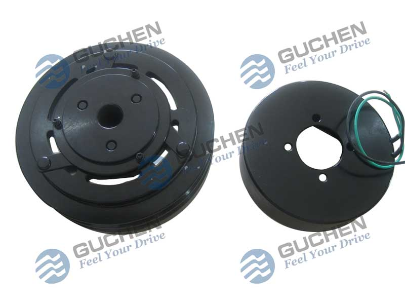 2B 210 Electromagnetic Clutches for Bus Air Conditioner HPC Compressor