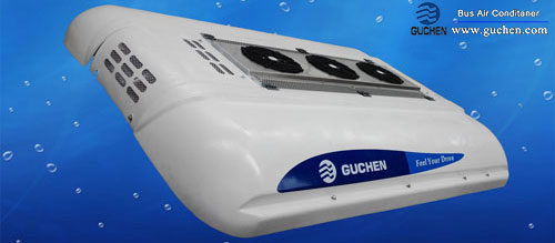 all-electric new-energy bus air conditioners