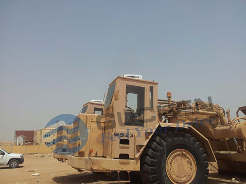 heavy duty truck air conditioning for mine truck