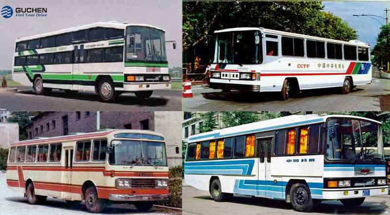 90s bus air conditioners installation of old traditional buses
