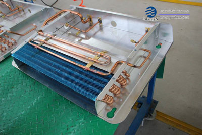 guchen transport refrigeration units evaporator internal