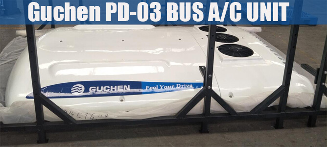 PD-03 bus air conditioning