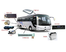 guchen bus ac with integrated heat pump