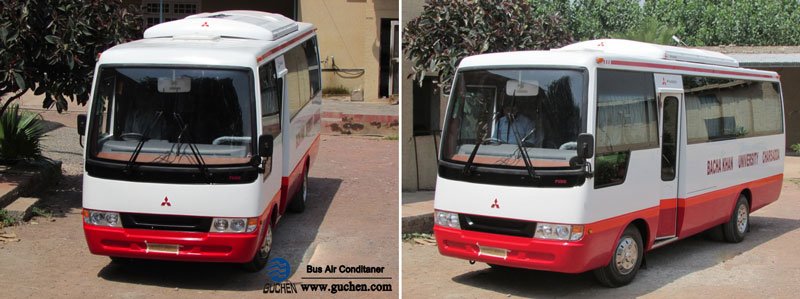 PD-03 bus air conditioner