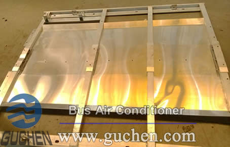 Aluminium Profile Bus Air Conditioning Housing