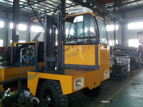forklift 12v truck air conditioners
