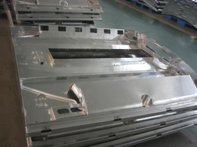 metal material bus air conditioner