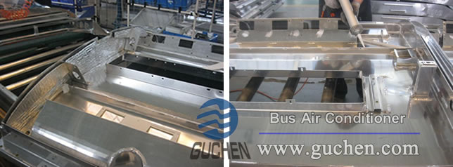 Metal Material Housing of Bus Air Conditioner