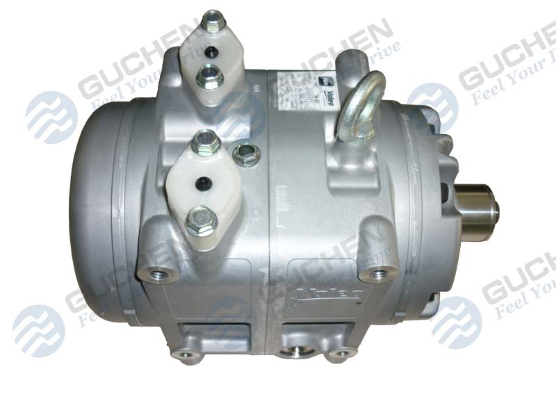 bus air conditioning compressor