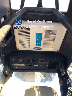 12 24 volt tractor air conditioner