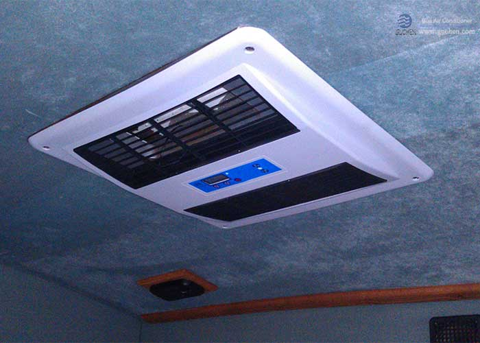 Semi Truck Air Conditioner : Ecooler electric air conditioner for truck cab saving more