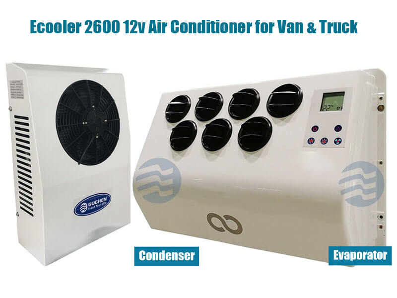 12v air conditioner for van