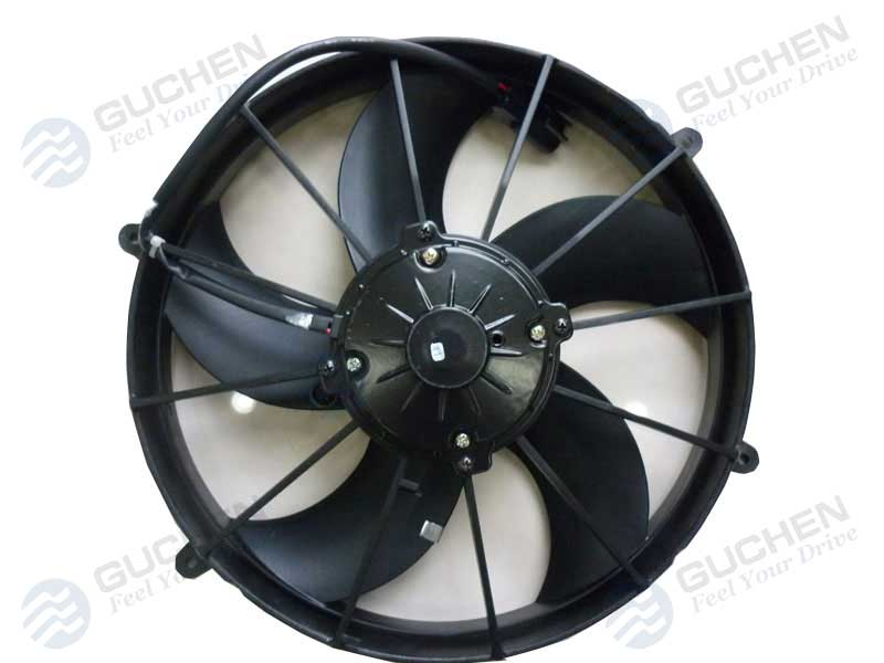 Condenser Fan GCLF273107C for Bus Air conditioner 3