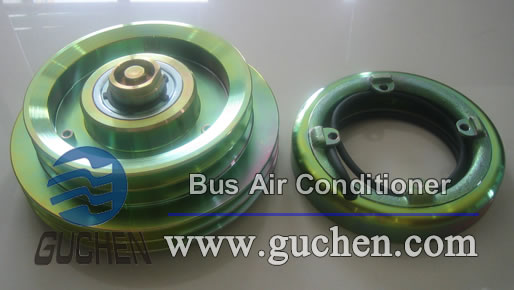 BK 2A2B 260*210 clutch for Bock / Bitzer compressor - 2