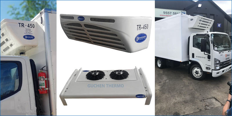 TR-450 reefer unit for truck