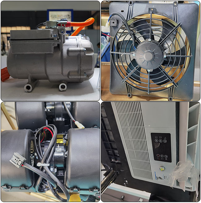 electric compressor manufacturer