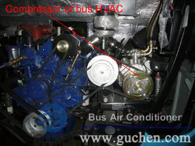 How To Daily Repair Bus Air Conditioning Maintain Bus Hvac