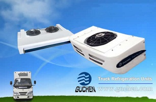 truck refrigeration unit