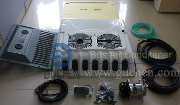 GC-04 truck cabin Air Conditioner Complete