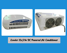 electric 12 volt AC for van