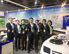 Meet Guchen Industry at CIAAR 2017