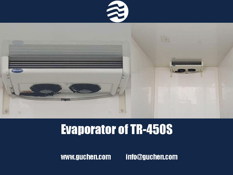 evaporator of tr-450s electric standby