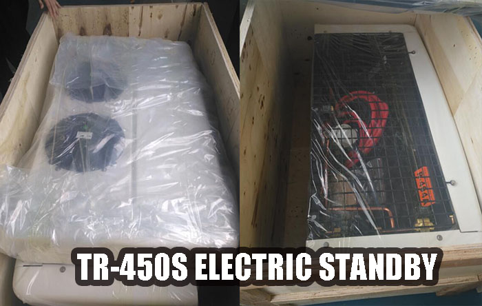 TR-450S electric standby unit